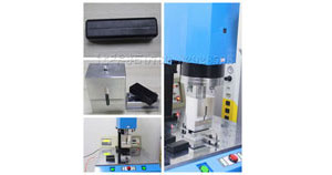 电源适配器焊接成功-电源适配器超声波焊接机