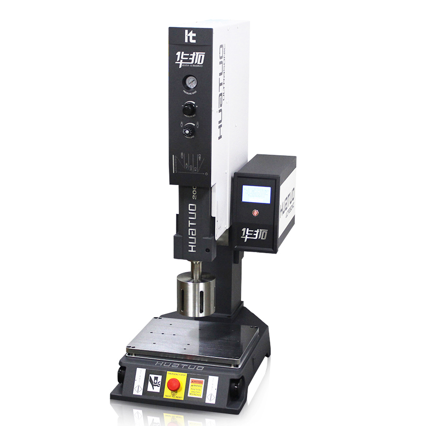20K高端智能超声波焊接机【功能非常强大】